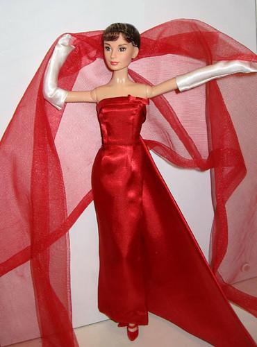 Audrey Hepburn (Barbie version