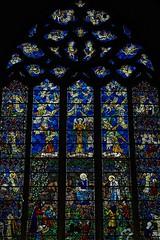 Nativity with angels (blackfacesheep) Tags: james powell sons burnejones morriscochristopherwebb