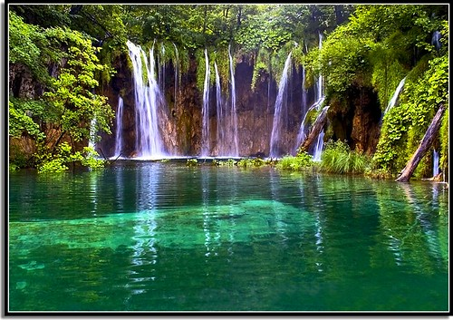 Croatia attractions - Plitvice Lakes National Park