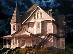 Coraline house - start