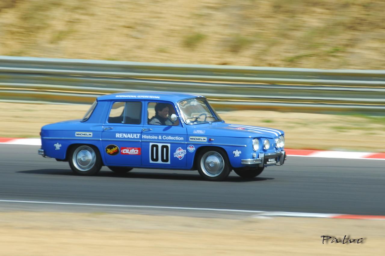 Renault R8 Gordini. go back
