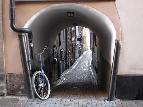 gamla stan, stockholm von Ihnen.