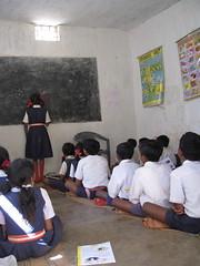 3rd and 4th grade (ishmael1973) Tags: schoolchildren adivasi chhattisgarh