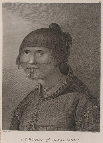 024-Una mujer de Oonalashka