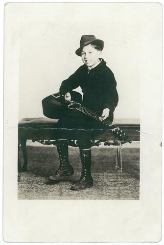 Boy, Boots, Guitar