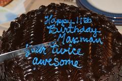 11th Cake