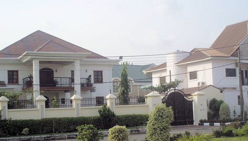 Image of houses in nigeria