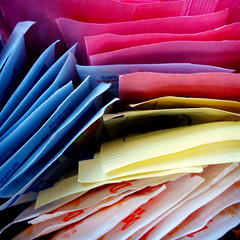 Weight Loss Products and Artificial Sweeteners