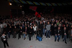DSC_0199 (RufiOsmani) Tags: macedonia change albanian elections 2009 kombi osmani gostivar rufi shqip flamuri maqedoni gjuha rufiosmani zgjedhje ndryshime politike