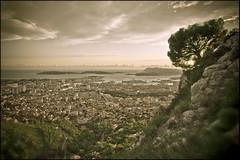 Waste of time (.BenShootsFilms.) Tags: city sea sky mer france french eos marseille europe south sigma ciel provence paysage 1020 arbre var franais hdr lanscape ville sud toulon 400d