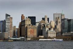 A glimps #2 (angelocesare) Tags: city nyc light sea ny newyork skyscraper mare manhattan luce città grattacilei angeloamboldiphotos
