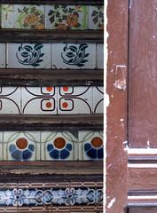 puerta y escaleras (*gasord) Tags: door stairs puerta sitges escaleras