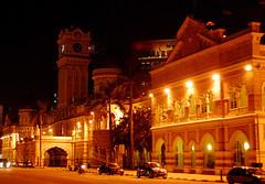 Traces of the Colonial- Bangunan Sultan Abdul Samad, Kuala Lumpur (..friend_faraway..) Tags: city architecture capital colonial malaysia moorish british kualalumpur merdekasquare bangunansultanabdulsamad