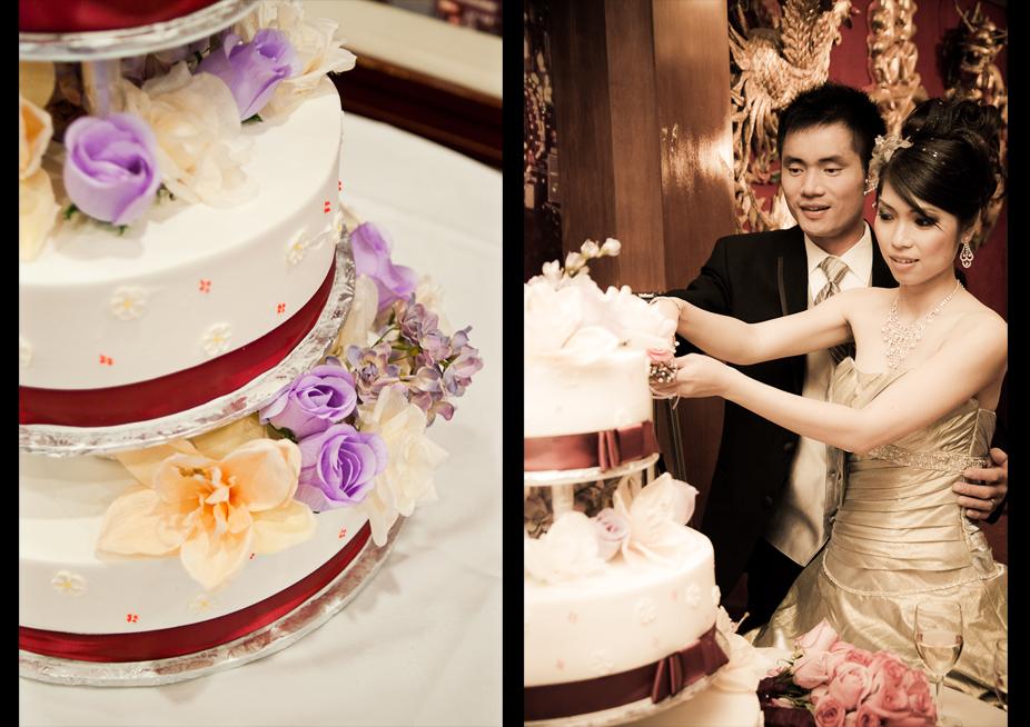 Li & Kin's Wedding