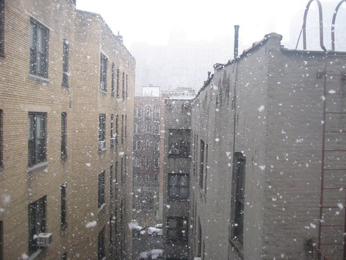 Picture 10: Snow in the Heights