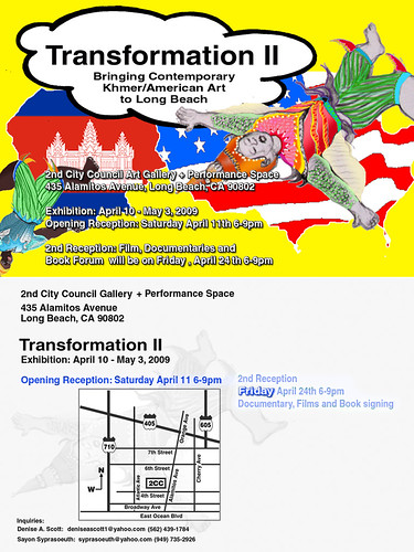 Transformation II - 2nd City Council Art Gallery + Performance Space