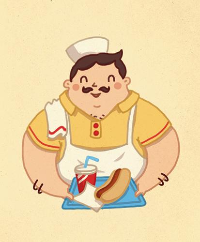 Hotdog Henry