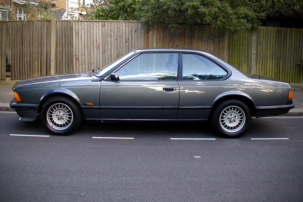 1986 BMW 635 csi