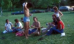 Seventies Picnic (moedonno) Tags: bill picnic rizzo