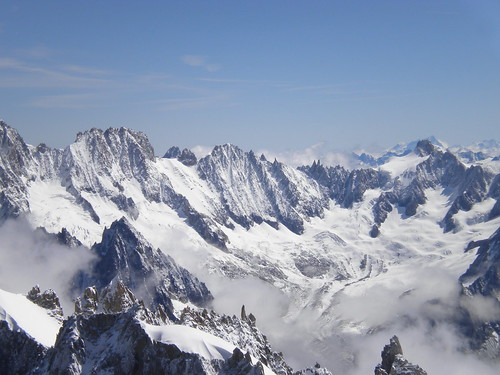 Images from Mont Blanc