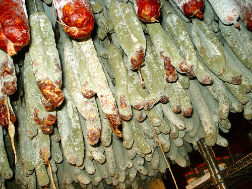 Green Mold Dry Cured Sausages Cooking Egullet Forums