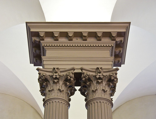 Kings Chapel Column