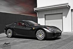 Project Kahn Ferrari 599 (Talal Al-Mtn) Tags: project ferrari kahn kuwait q8 kwt 599 talalalmtn  projectkahnferrari599 projectkahnferrari599standsoutinacrowdthecarbonf1xmagnesiumalloywheelscomplimentthesupercarssleeklooksbeautifully whilsttheinteriorcompletesthewholedrivingexperience