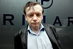 Mark E Smith (LUKERICHARDS) Tags: celebrity fall drunk manchester punk mark smith personality e thefall johnpeel markesmith