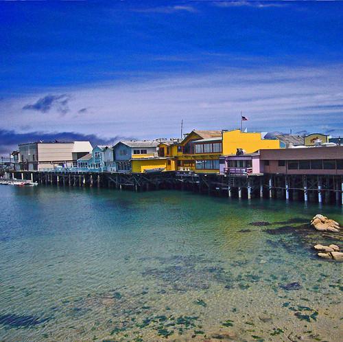Fisherman's Wharf by Old Jingleballicks