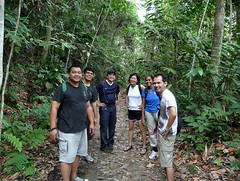 Kemensah Falls - 01 Into the trek