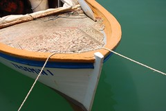 boat on cunda