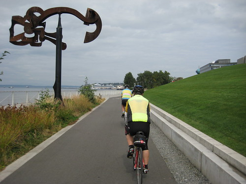 Tacoma Wheelmen Ballard Locks Ride 082309 006