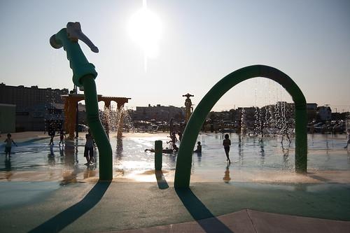 Asbury Waterpark.
