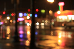 Rainy night 2 (jiangning) Tags: jiangning 9194 rainynight outoffocus bokehlicious night street bokeh reflection lights lightblobs blobsoflight bokey citynight rain dreamy citykeh nightlights sooc straightoutofcamera boston cityscape urban streetphotography colorful colors colours colourful streetphoto wet wetground 10faves 20faves 25faves nocturne nightshot 30faves 50faves