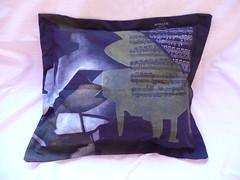 Piano Pillow 2 (Ju Hickmann) Tags: music print piano beethoven pillow msica cushion almofada serigrafia partitura