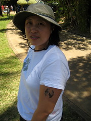 Mommy with new tattoo