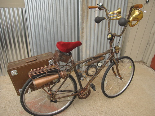 Steampunk Bicycle Rat Rod Bikes