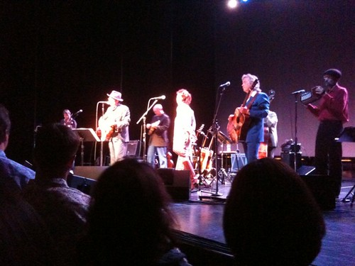 Patty Griffin with Elvis Costello and the Sugarcanes @ Bass Concert Hall
