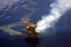 Montara Oil Spill - August 25, 2009