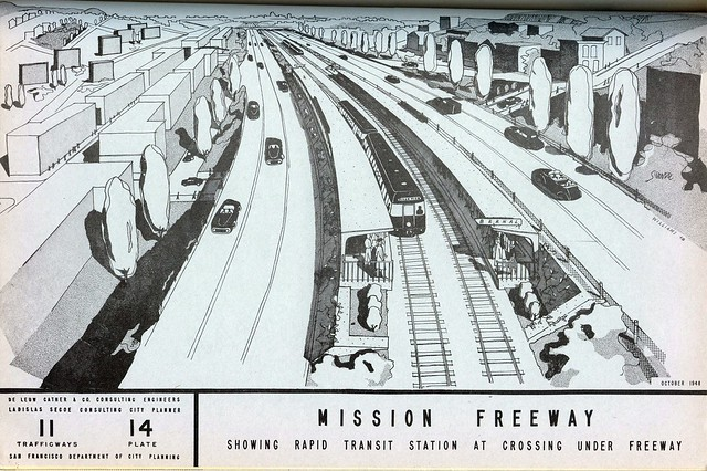 San Francisco: Mission Freeway (1948)