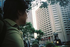 looking at ninoy