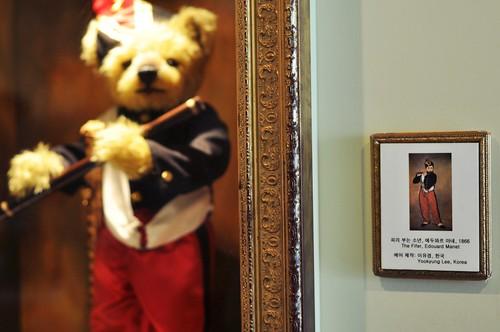 Teddy Bear Museum - 吹笛少年