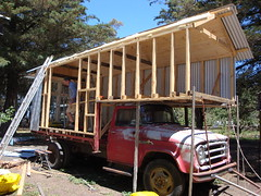 "truck 1  02 (Studio Trucks) Tags: camping house home truck out studio office bed bedroom cabin portable flat sleep farm room small wheels shed australia melbourne victoria tiny motor extension spare caravan guest accommodation granny gypsy rumpus spareroom cubby home"" out"" grannyflat relocatable ""motor ""sleep"