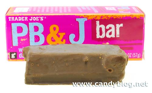 Trader Joe's PB & J Bar