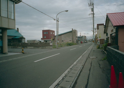 20090913-銭函散歩。