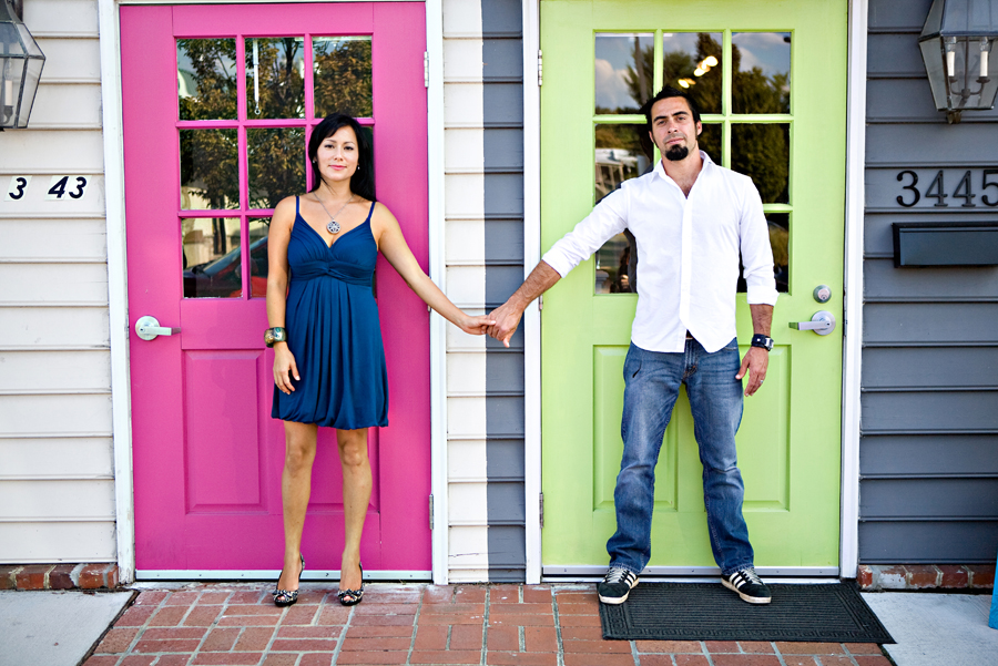 Jamie (my brother) and Paula Anniversary Shoot