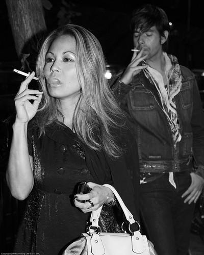 Arlene Arboitiz + Demian LaPlante / 20090917.10D.54023.P1.C45.BW / JA (by See-ming Lee 李思明 SML)