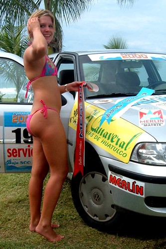 : blonde, rally, cute, teen, girl, woman, brunette, race, car