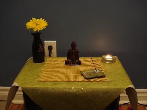 Our home altar