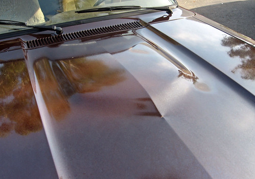 1976 Mercury Capri Ghia 2.8